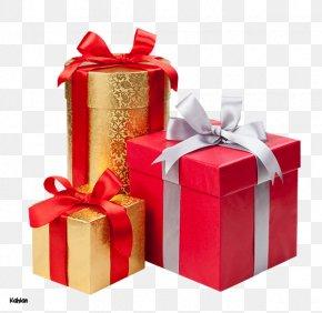 A Variety Of Christmas Gift Boxes - Christmas Gift Box Christmas Decoration PNG