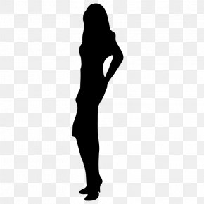 Silhouettes - Female Body Shape Human Body Woman Silhouette Clip Art PNG