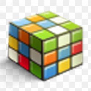 Cube - Rubik's Cube Yusuf Landing Page PNG