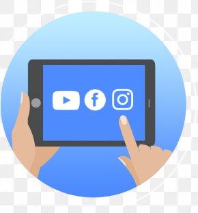 Social Media - Social Media Advertising Ad On Digital Marketing Brand PNG
