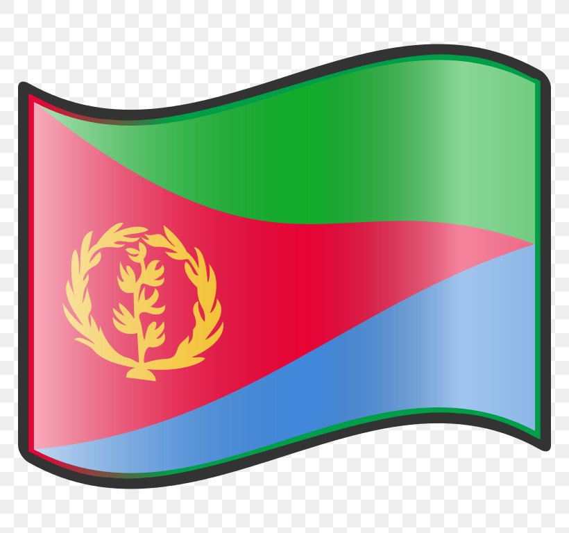 Flag Of Eritrea Gallery Of Sovereign State Flags National Flag, PNG, 768x768px, Flag Of Eritrea, Brand, Country, Eritrea, Flag Download Free