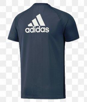 T-shirt - T-shirt Adidas Clothing Hoodie Crew Neck PNG