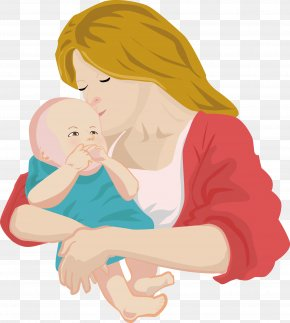 Mother And Child - Mother Child Gratis PNG