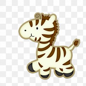 Zebra - Zebra Lion Drawing Illustration PNG