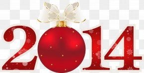 Happy New Year - Christmas And Holiday Season New Year's Day Clip Art PNG