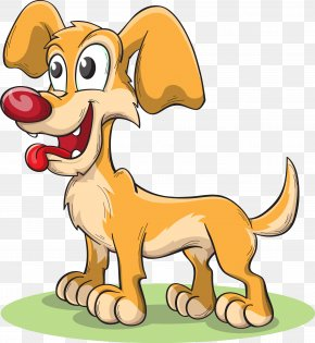 Tongue - Dog Drawing Caricature Cartoon PNG
