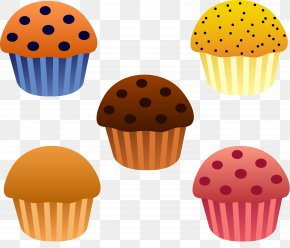 Blueberry Pumpkin Cliparts - Muffin Bakery Breakfast Chocolate Cake Clip Art PNG