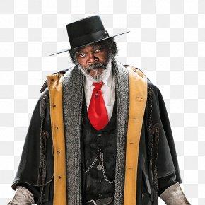 Samuel L Jackson - Quentin Tarantino The Hateful Eight John 'The Hangman' Ruth Film Western PNG
