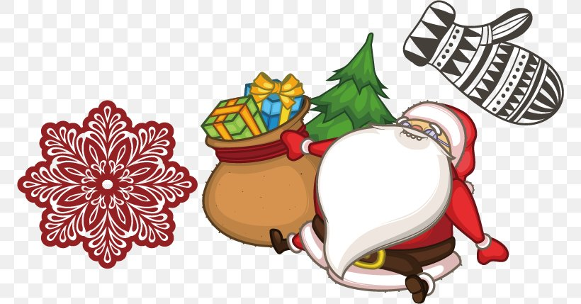 Santa Claus Christmas Drawing Animation, PNG, 772x429px, Santa Claus, Animation, Christmas, Christmas Decoration, Christmas Ornament Download Free