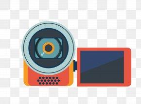 Vector Digital Camera Material - Video Camera Digital Camera PNG
