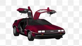 Sports Car - Sports Car DeLorean Motor Company PNG