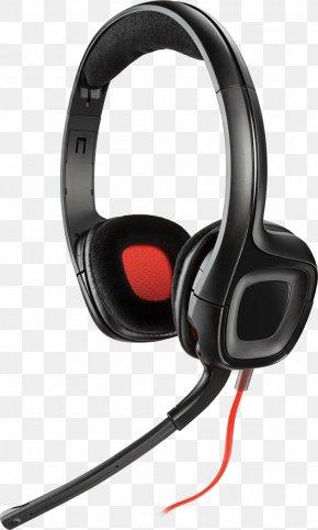Headphones - Headphones Audio Plantronics Gamecom Xbox One PNG
