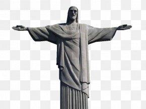Brazil Landmark - Christ The Redeemer Corcovado Sugarloaf Mountain PNG