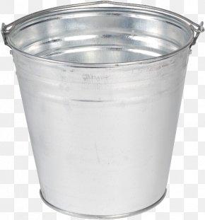 Metal Bucket File - Bucket PNG