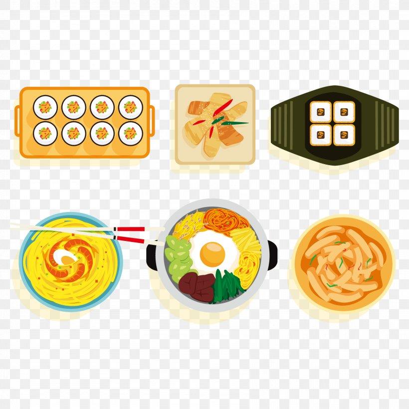 Korean Cuisine Gimbap Street Food Asian Cuisine, PNG, 1667x1667px, Korean Cuisine, Asian Cuisine, Cuisine, Dish, Drink Download Free