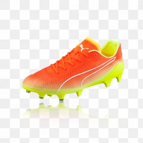 Boot - Man Puma Football Shoes Evospeed Sl Fg Football Boot Cleat PNG