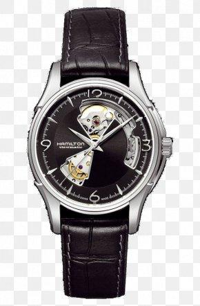 Watch - Hamilton Watch Company Fender Jazzmaster Jewellery Automatic Watch PNG