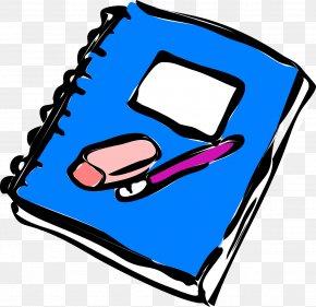 Exam - Notebook Writing Clip Art PNG