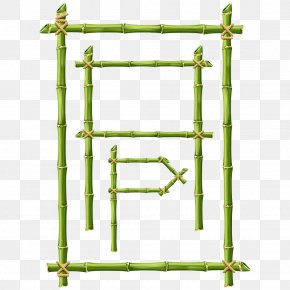 Bamboo - Picture Frame Bamboo Royalty-free Clip Art PNG