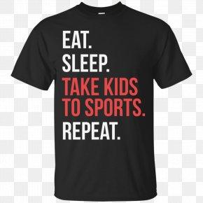 T-shirt - Printed T-shirt Hoodie Neckline PNG