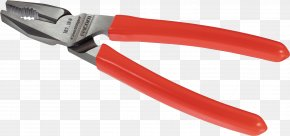 Pliers - Hand Tool Needle-nose Pliers Lineman's Pliers Facom PNG