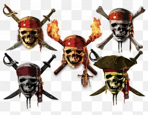 Caribbean - Lego Pirates Of The Caribbean: The Video Game Davy Jones Logo Piracy PNG