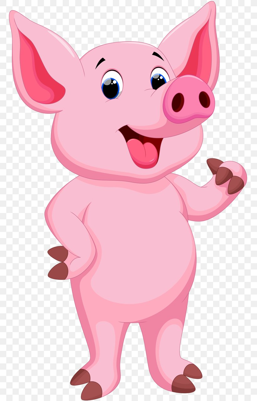 Piggy Vector Graphics Clip Art Png 775x1280px Pig Animated Cartoon Animation Art Cartoon Download Free