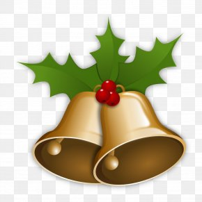 Bell Image - Christmas Jingle Bell Clip Art PNG