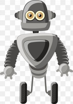 Gray Robots - Slack Stand-up Meeting Robot Application Software PNG