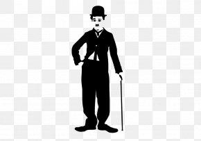 The Tramp Comedian Film Director PNG