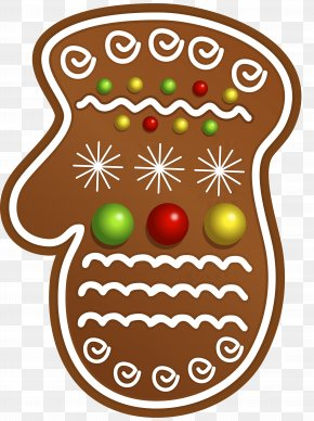 Christmas Cookie Glove Clipart Image - Christmas Cookie Peanut Butter Cookie Chocolate Chip Cookie Clip Art PNG