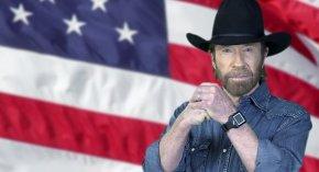 Chuck Norris - Chuck Norris Facts United States Total Gym Kickstart Kids PNG