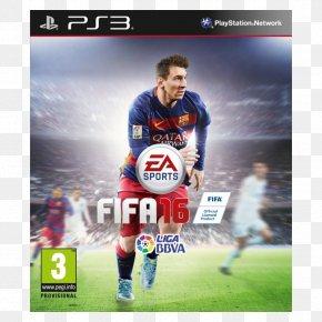 Playstation - FIFA 16 FIFA 17 PlayStation 3 Video Game PNG