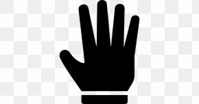 Symbol - Finger-counting Gesture Digit PNG