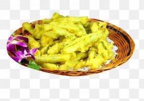 Chive Scrambled Eggs - Scrambled Eggs Vegetarian Cuisine French Fries Stir Frying PNG