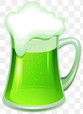 St Patrick's Day With Green Beer PNG Clip Art Image - Beer Saint Patrick's Day Shamrock Clip Art PNG