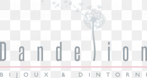 Dandilion - Logo Common Dandelion Graphic Design Brand Font PNG
