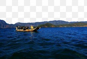 Lugu Lake Tourism - Lugu Lake West Lake Hongcun Tourism PNG