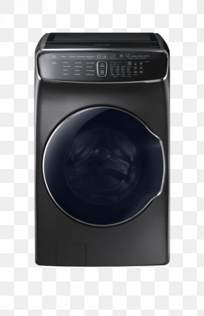 Samsung - Washing Machines Samsung Clothes Dryer Home Appliance Laundry PNG