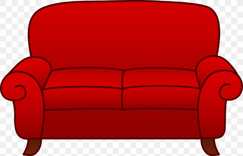 Couch Living Room Furniture Clip Art Png 6947x4471px