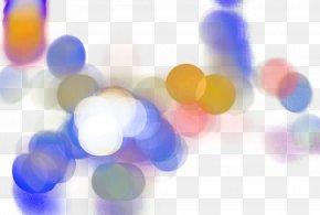 Fantastic Cool Light Material - Light Blue Sky Graphic Design PNG