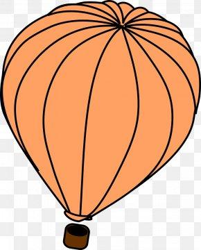 Painting Hot Air Balloon - Hot Air Balloon Clip Art PNG