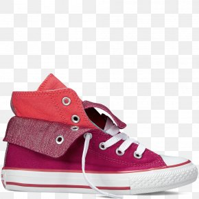 Blush Glitter Converse Shoes For Women - Sports Shoes Chuck Taylor All-Stars Converse High-top PNG