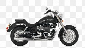 United States - Triumph Motorcycles Ltd United States Triumph Bonneville America Cruiser PNG