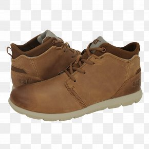 Caterpillar - Shoe Leather Footwear ECCO Boot PNG
