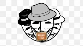 Youtube - YouTube Lizard Squad Hacker Anonymous Exploit PNG
