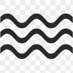 Magnet Wave Cliparts - Wave Vector Craft Magnets Clip Art PNG