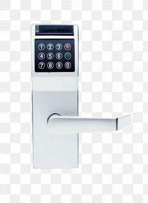 Lock - Electronic Lock Door Electronics Information PNG
