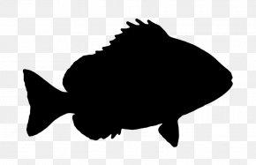 Discuss - Silhouette Fish Clip Art PNG