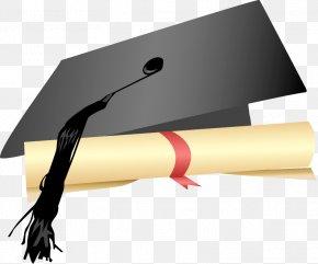 Cardboard Battle Shots - Academic Dress Square Academic Cap Hat Graduation Ceremony PNG